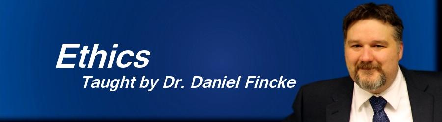 Dr Daniel Fincke Online Philosophy Class Ethics