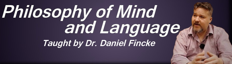 Online Philosophy Class Mind Language Dr Daniel Fincke
