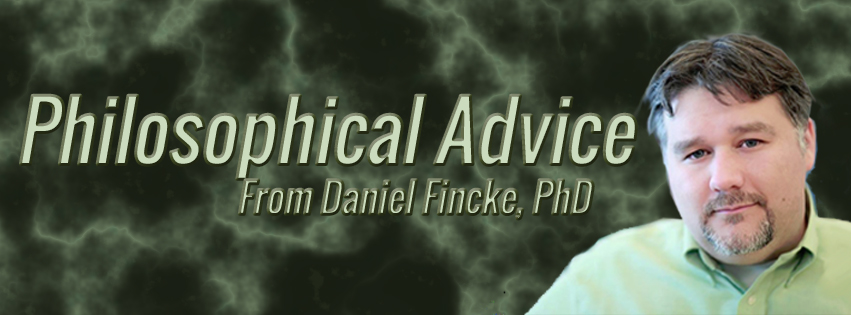 Daniel Fincke Philosophical Counseling Philosophical Advice